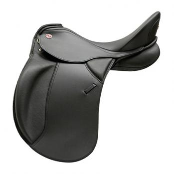 Kieffer Lusitano Kur Saddle | Deep Seat | Exclusive Tree
