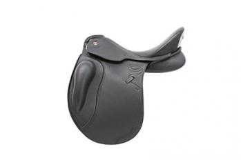 Kieffer Anna Ross Dressage Saddle|Exclusive Tree